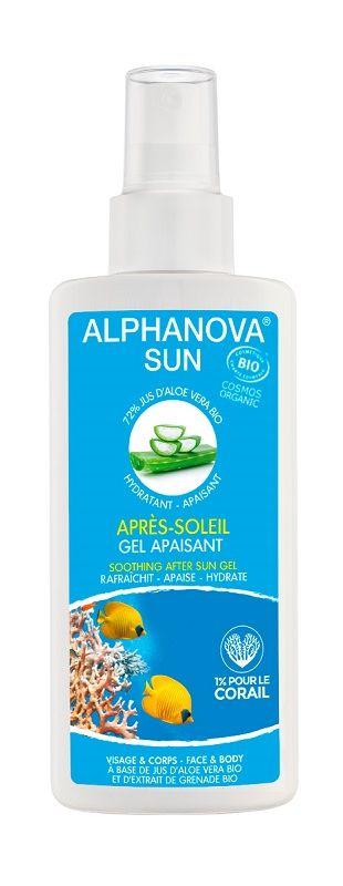 Żel aloesowy Alphanova