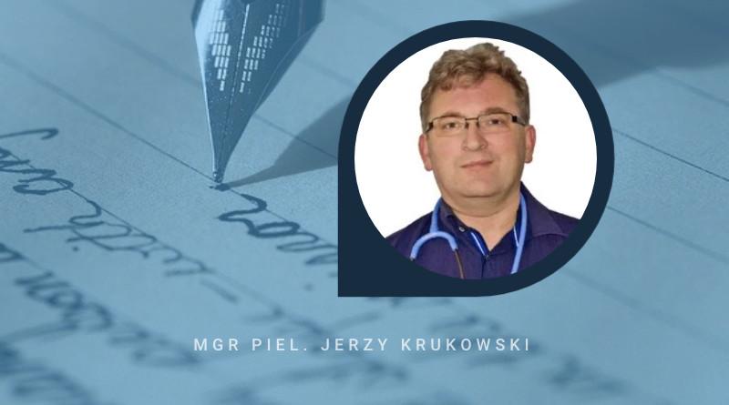 Mgr piel. Jerzy Krukowski