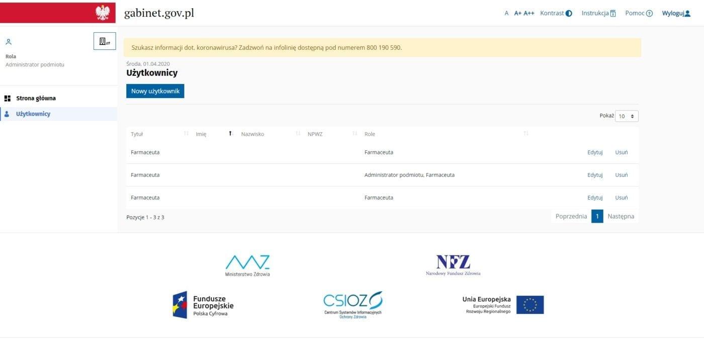 Jak zdobyć podpis elektroniczny do e-recepty farmaceutycznej? Generowanie certyfikatu ZUS