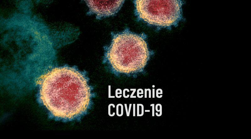 Covid-19 - leczenie.