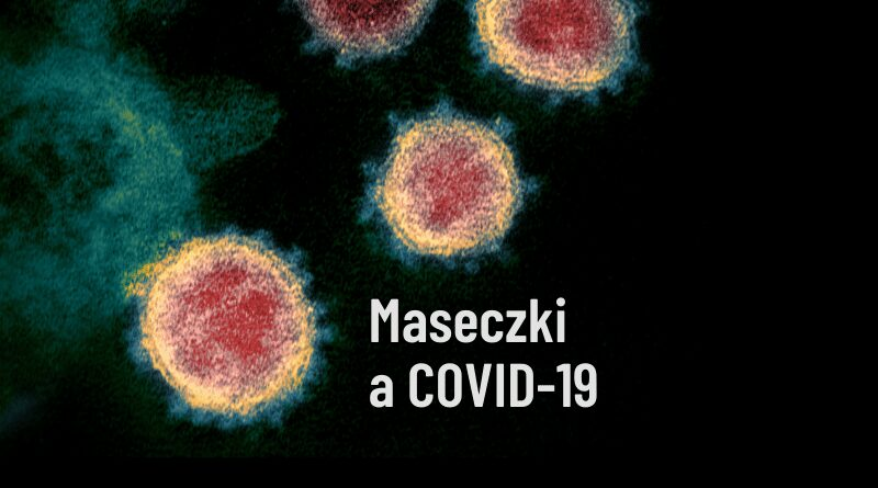 Covid-19 - maseczki.