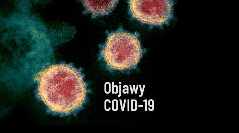 Covid-19 - objawy.
