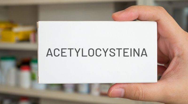 Acetylocysteina.