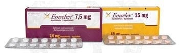 Esmelex (darifenacyna) to analog solifenacyny.