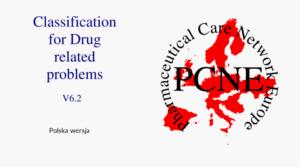 Klasyfikacja problemów lekowych wg PCNE.