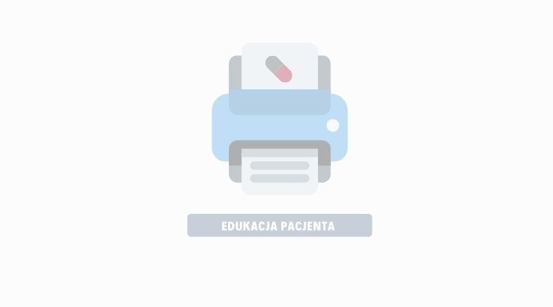 Leki przeciwzakrzepowe i przeciwpłytkowe - ulotka dla pacjenta