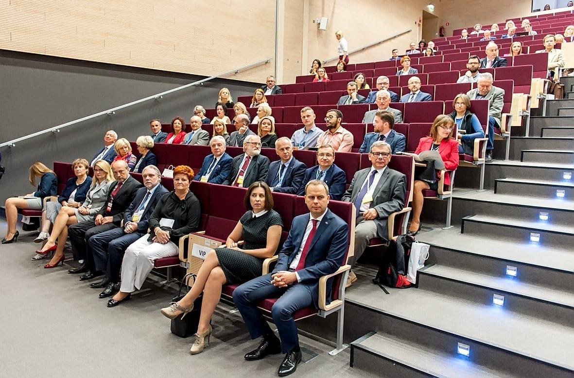 Uczestnicy kongresu