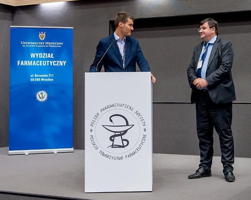 Artur Owczarek i Jerzy Gryglewicz.
