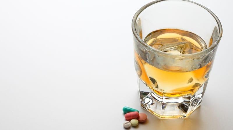 Interakcje leków z alkoholem