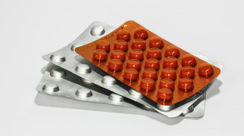 Tabletki z tyreostatykami.
