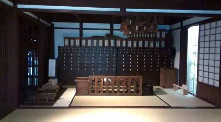 Tradycyjna apteka japońska