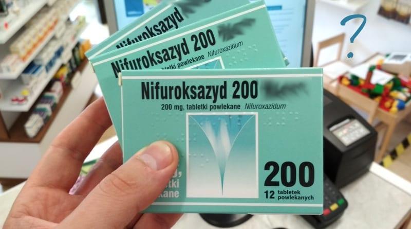Skuteczność nifuroksazydu w leczeniu biegunki