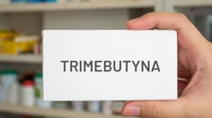 Trimebutyna.