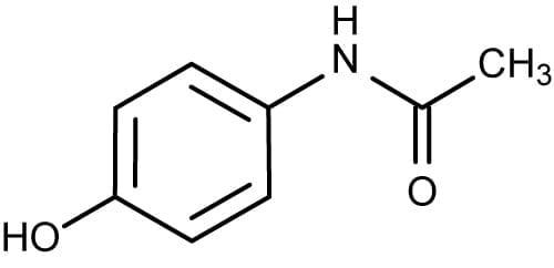 Paracetamol (INN), aka. acetaminofen (USAN), aka. APAP