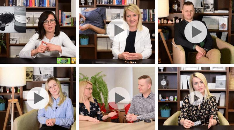 krótkie video - pogadanki farmaceutyczne