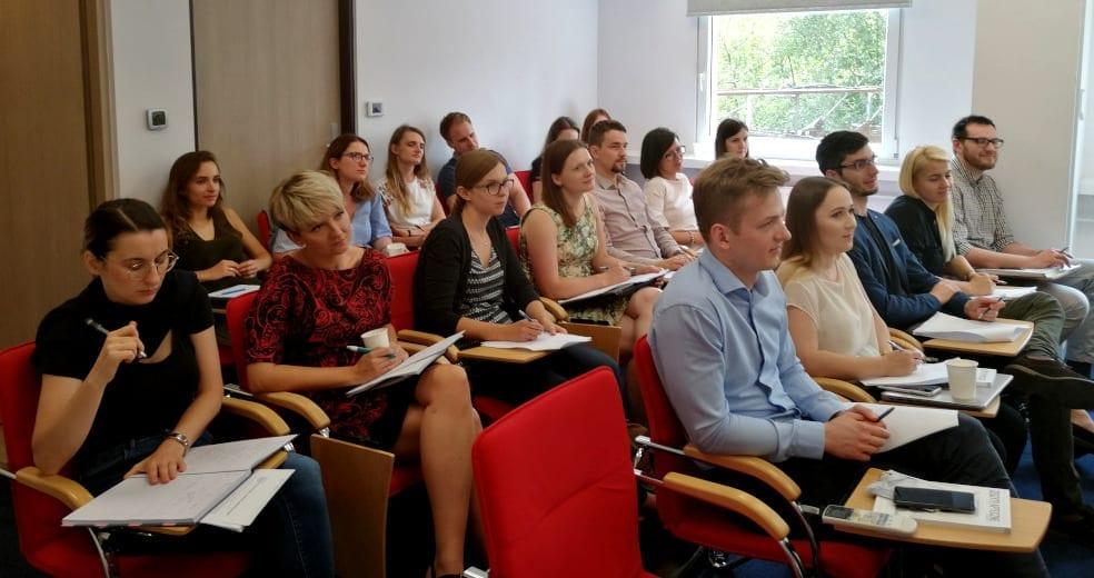 Szkolenie redaktorów grupy opieka.farm (2019)