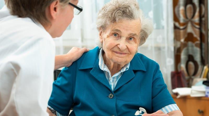 Pacjent geriatryczny.