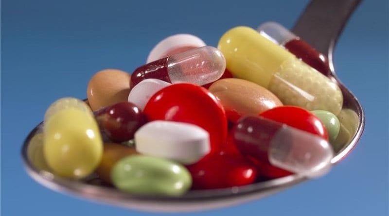 Suplementy diety dla ciężarnych.