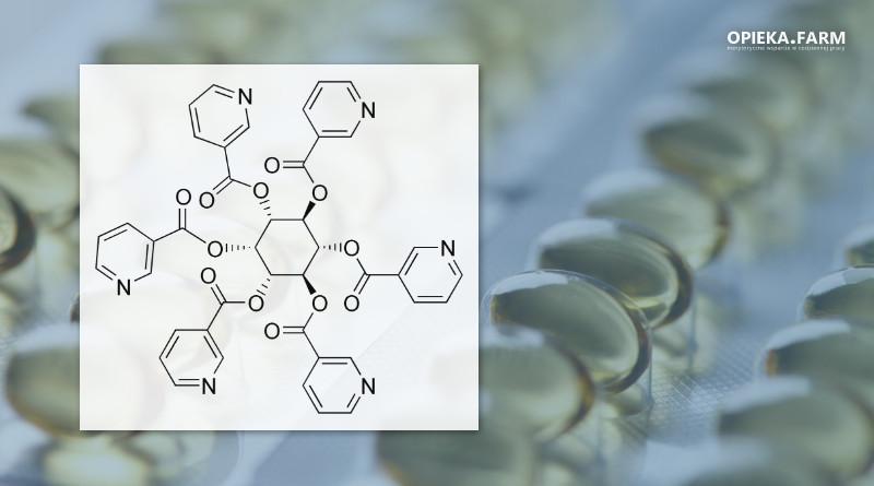 Heksanikotynian inozytolu