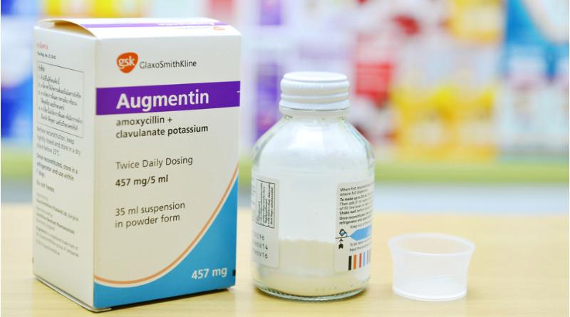 Augmentin MFF zastąpił Augmentin (i viewfinder / Shutterstock.com)