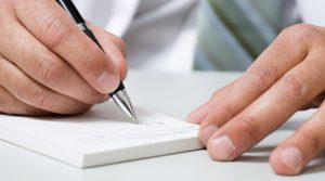 Wymagania stawiane receptom papierowym.